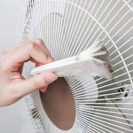 How To Easily Clean A Fan At Home