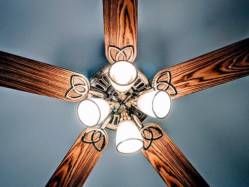 unique ceiling fans